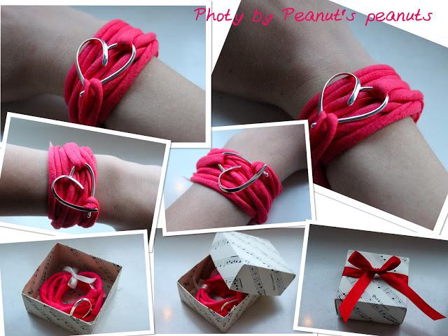 diy ein geschenk f r eine gute freundin peanut 39 s peanuts. Black Bedroom Furniture Sets. Home Design Ideas